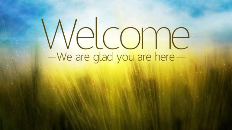 Welcome Travellers