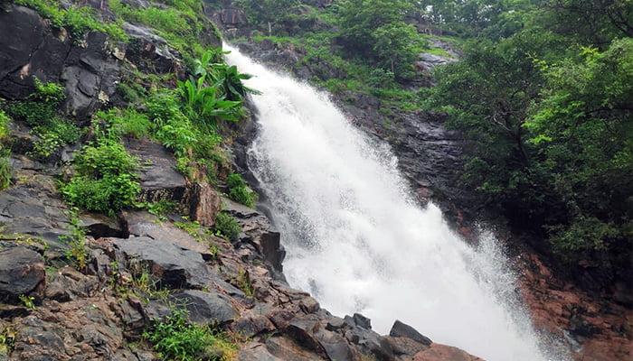 Jaldhara Waterfall Ratanmahal