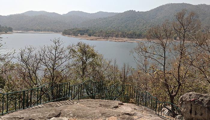 Lake at Ratanmahal